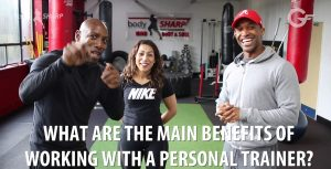 personal trainer in toronto